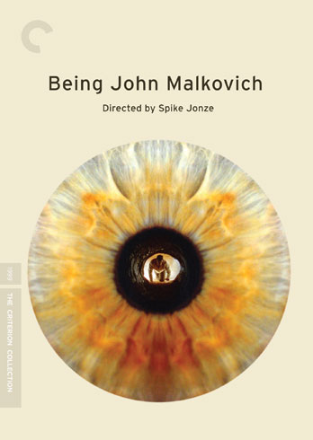Being John Malkovich was released on Criterion Blu-ray and DVD on May 15, 2012