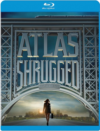 Atlas Shrugged, Part I was released on Blu-ray and DVD on November 1st, 2011