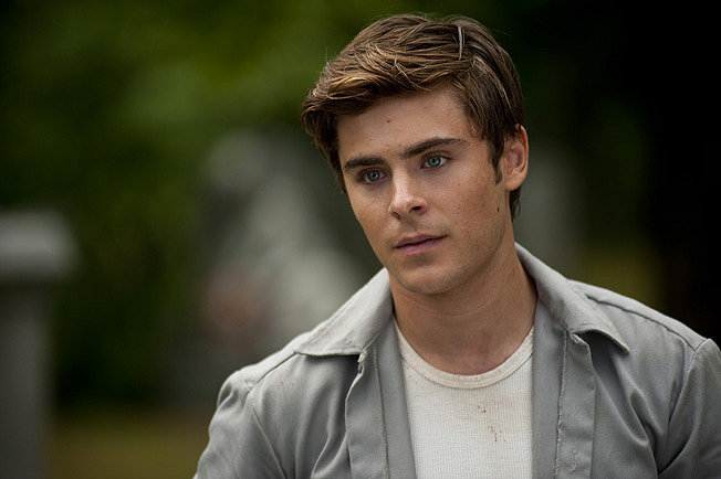Zac Efron regrettably stars in Burr Steers's Charlie St. Cloud.