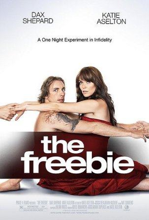 The Freebie was released on DVD on Jan. 11, 2011.