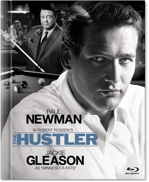 The Hustler was released on Blu-Ray on May 17, 2011