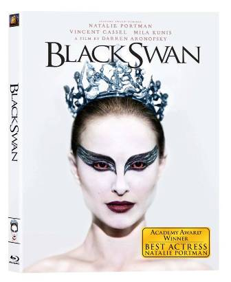 Black Swan was released on Blu-Ray and DVD on March 29th, 2011