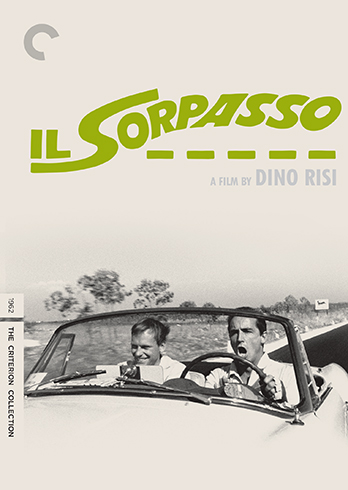 Il Sorpasso was released on Blu-ray and DVD on April 29, 2014