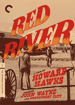 Red River was released on Blu-ray and DVD on May 27, 2014