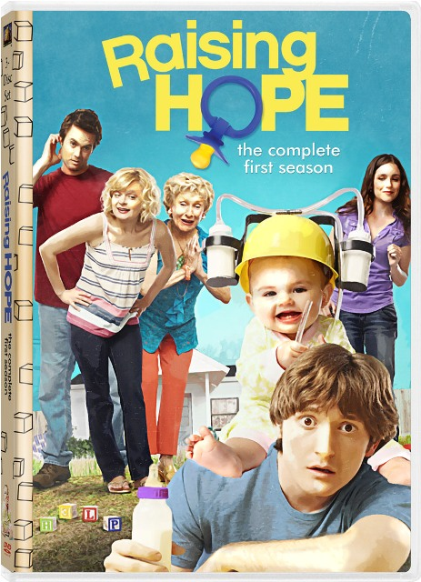 Raising Hope: The Complete First Season was released on DVD on September 20th, 2011