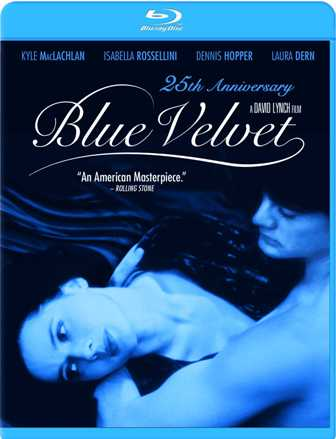 Blue Velvet was released on Blu-ray and DVD on November 8th, 2011