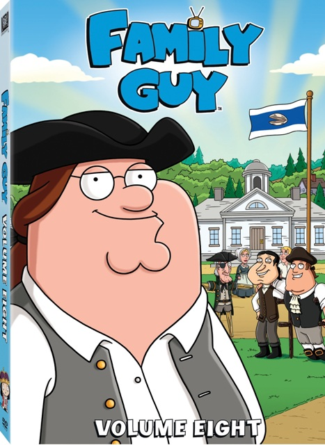 Family Guy: Volume Eight was released on DVD on June 15th, 2010
