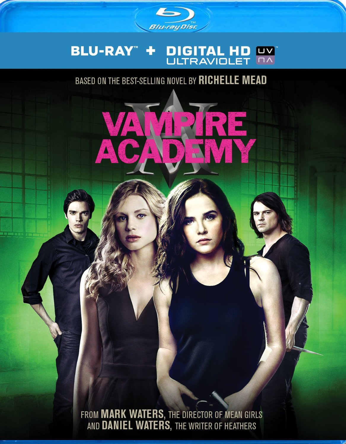 Vampire Academy was be released on Blu-ray and DVD on May 20, 2014