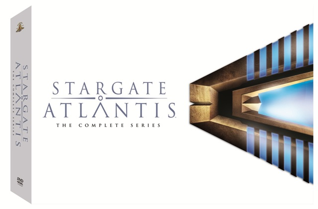 Stargate Atlantis: The Complete Series was released on DVD on March 23rd, 2010.