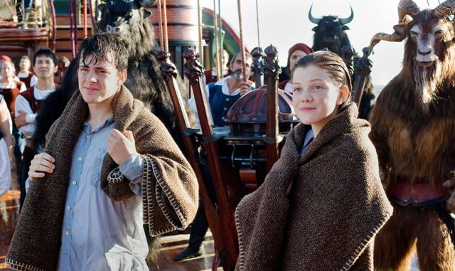 The Chronicles of Narnia: The Voyage of the Dawn Treader was released on Blu-Ray and DVD on April 8th, 2011