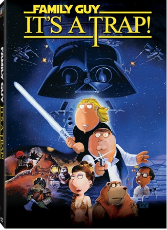 Family Guy: It's a Trap! was released on Blu-Ray and DVD on December 21st, 2010.