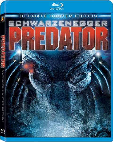 Predator: Ultimate Hunter Edition was released on Blu-ray on June 29th, 2010