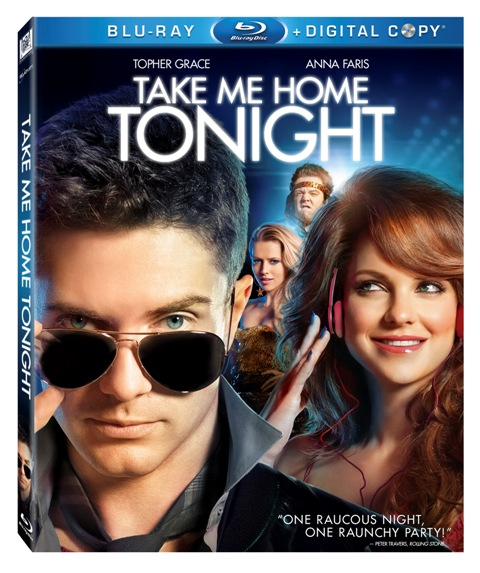 Take Me Home Tonight was released on Blu-ray and DVD on July 19th, 2011