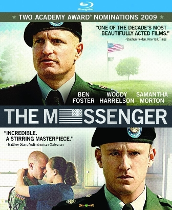 The Messenger was released on Blu-ray and DVD on May 18th, 2010