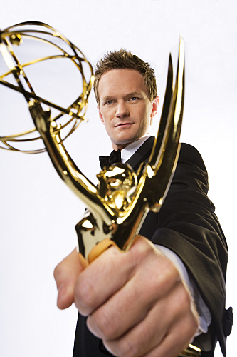 61ST PRIMETIME EMMY(R) AWARDS--Hosted by Neil Patrick Harris, the Emmys will be broadcast live from the Nokia Theatre in Los Angeles Sunday, Sept. 20 (8:00-11:00 PM, live ET/delayed PT) on the CBS Television Network. Photo: Cliff Lipson/CBS ©2009 CBS Broadcasting Inc. All Rights Reserved.
