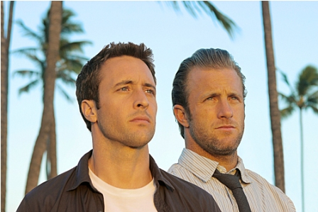 Hawaii Five-0.
