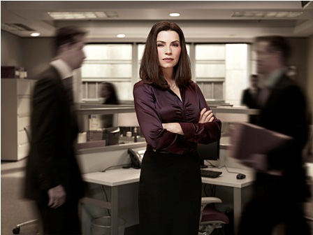 Juliana Margulies in The Good Wife