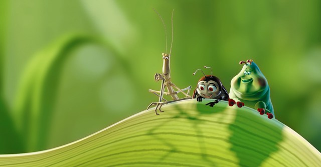 A Bug's Life was released on Blu-Ray on May 19th, 2009.