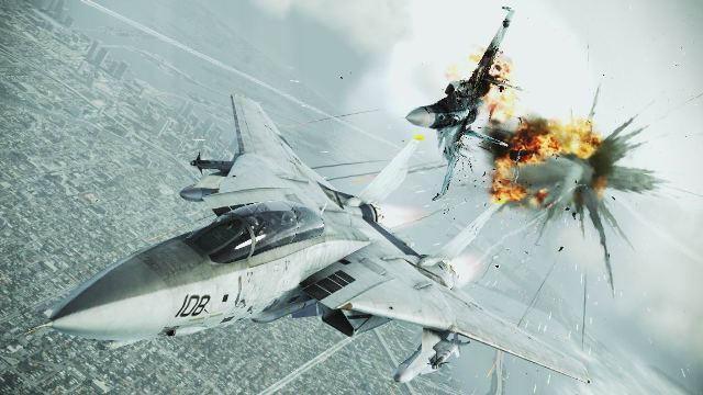 Video Game Review: 'Ace Combat: Assault Horizon' Gets Shot