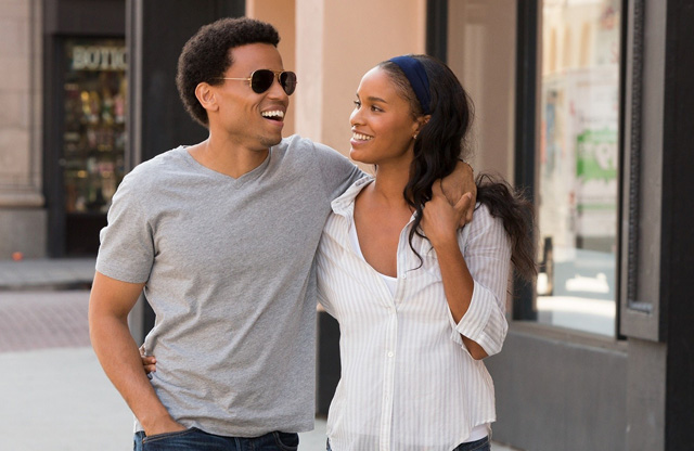 Michael Ealy, Joy Bryant