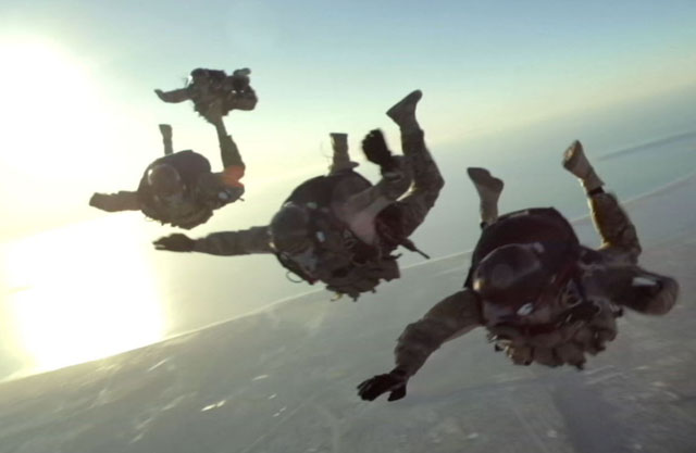 Dropping In: Navy Seals on Target in 'Act of Valor'
