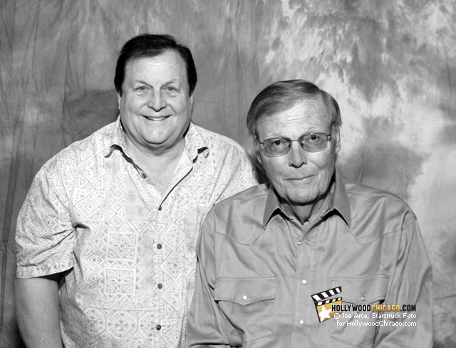 Burt Ward, Adam West