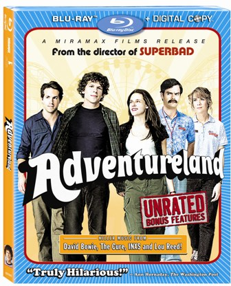 kristen stewart hot scene in adventureland. Adventureland will be released