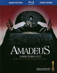 Amadeus Blu-Ray