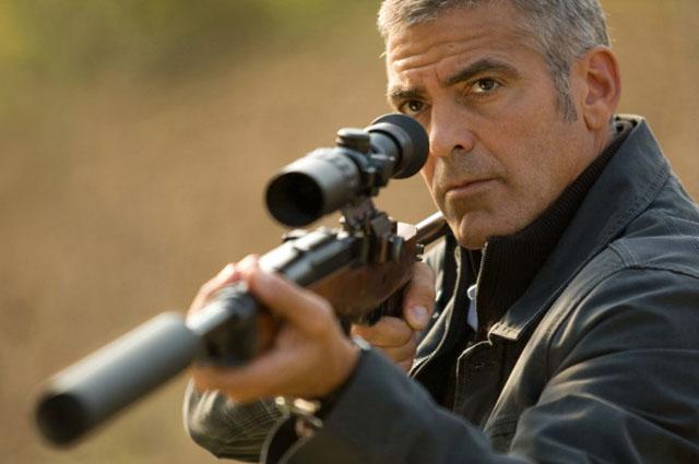 Bang Bang Shoot Shoot: George Clooney as Jack in 'The American'