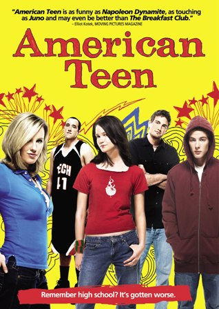 American Teen is available on DVD on December 21, 2008.