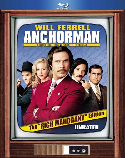 Anchorman: The Legend of Ron Burgundy: The