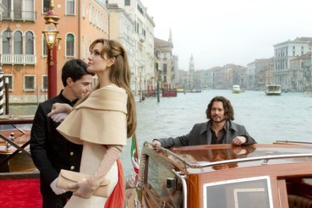 The Tourist was released on Blu-Ray and DVD on March 22nd, 2011