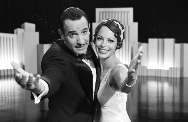 Jean Dujardin and Bérénice Bejo in 'The Artist'