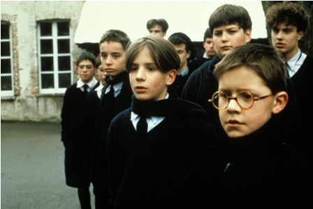 A remarkable young cast led by Gaspard Manesse star in Louis Malle's 1987 masterwork Au Revoir Les Enfants.