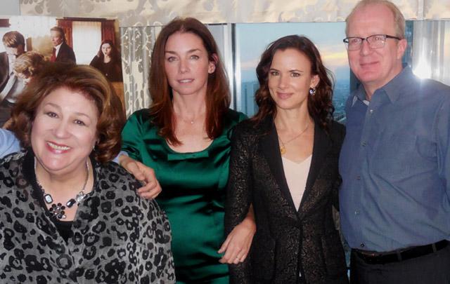 Margo Martindale, Julianne Nicholson, Juliette Lewis, Tracy Letts