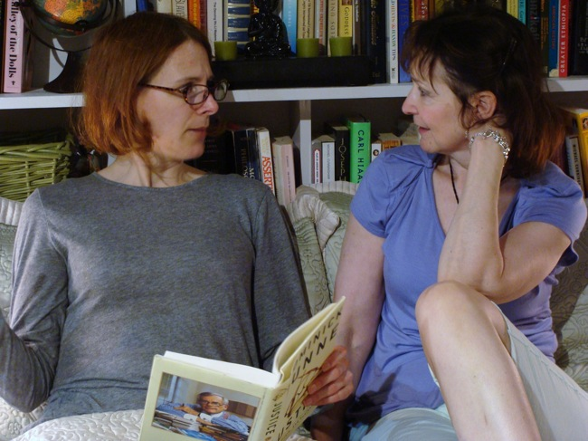 "Cheryl Graeff and Barb Stasiw star in ""Body Awareness"" at Profiles Theatre"" target="