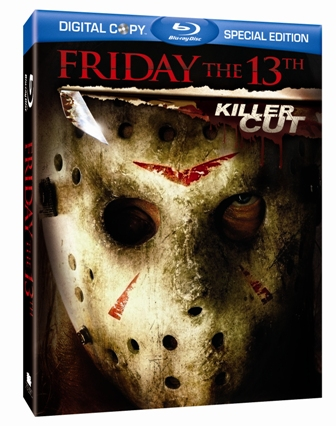 Friday the 13th was released on Blu-Ray on June 16th, 2009.