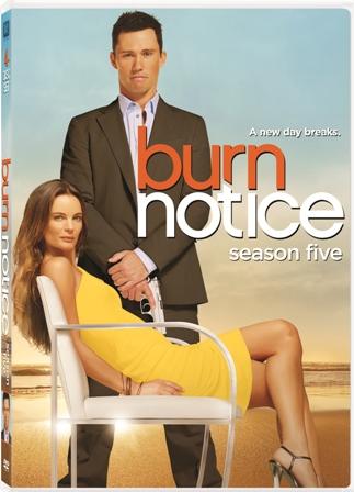 Burn Notice: Season Five was released on DVD on June 5, 2012