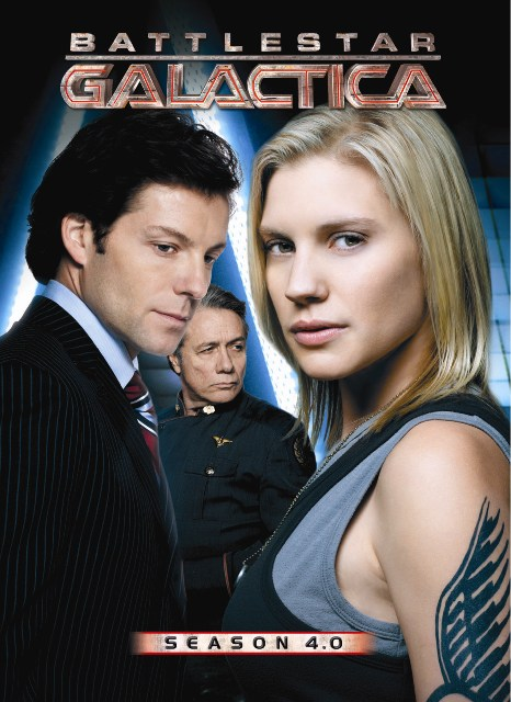 Battlestar Galactica: Season 4.0 is released by Universal Home Video on January 6th, 2009.