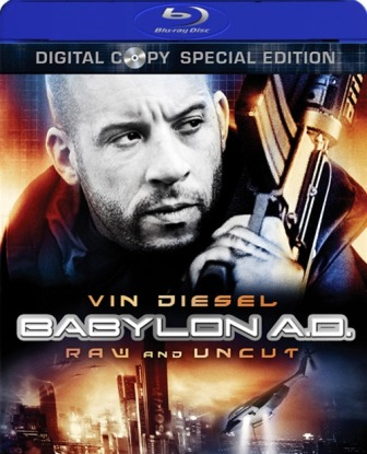 Babylon A.D. is released by Fox Home Video on January 6th, 2009.