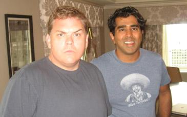 Kevin Huffernan, Jay Chandrasekhar