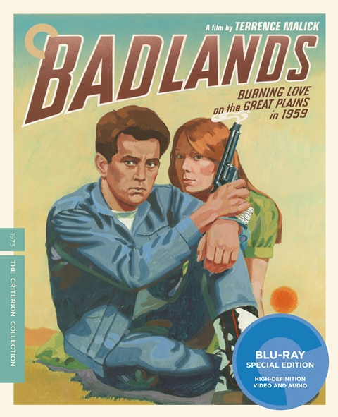 Badlands was released on Criterion Blu-ray and DVD on March 19, 2013