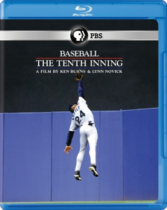 Baseball: The Tenth Inning was released on Blu-ray and DVD on October 5th, 2010