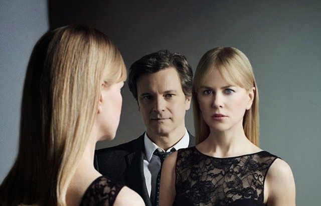 Nicole Kidman, Colin Firth