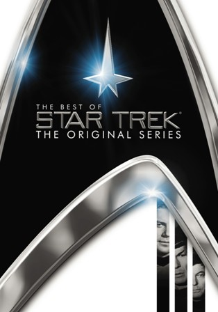 The Best of Star Trek: The Original Series will be released on DVD on May 12th, 2009.