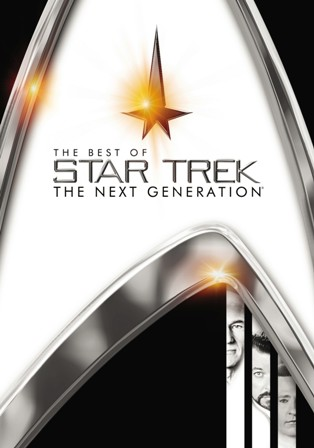 The Best of Star Trek: The Next Generation will be released on DVD on May 12th, 2009.