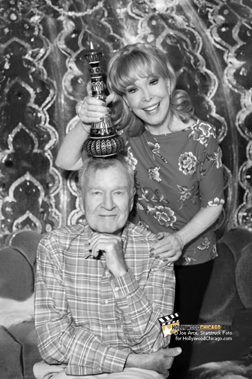 Bill Daily, Barbara Eden