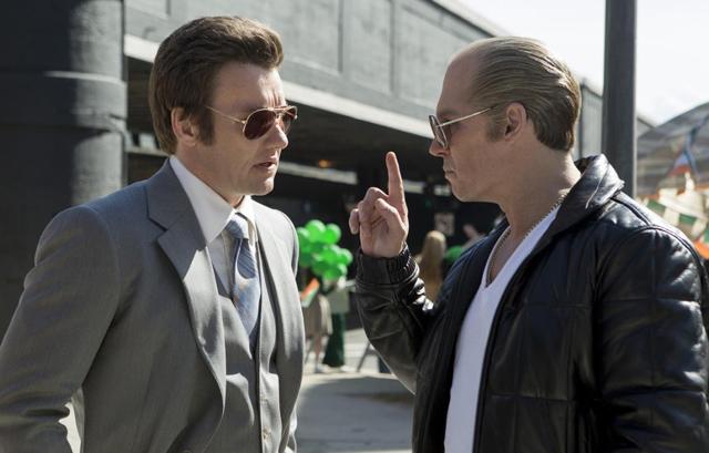 Joel Edgerton, Johnny Depp