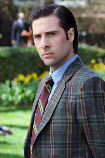 Ames, Jonathan Ames: Jason Schwartzman as the Writer/Private Eye in 'Bored to Death'