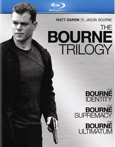 The Bourne Trilogy is released by Universal Home Video on January 27th, 2009.